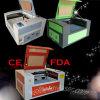 De snelle Machine van de Gravure van de Fles van de Laser van de Snelheid met Roterend