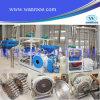 PVC inútil de los desechos del PVC que pulveriza la máquina