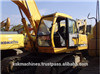 Excavatrice 210-5 superbe de vente chaude de Hyundai