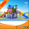 Cour de jeu extérieure extérieure de parc d'attractions de matériel de cour de jeu d'enfants directs d'usine