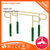 Im FreienGymnastic Equipment Multifunctional Parallel Bars für Playground