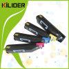 Cartucho de toner compatible de la copiadora Tk-865 Tk-867 del color del laser para Kyocera