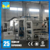 10years Lifetime Semi-Automatic Conerete Cement Brick Forming Machine
