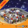Le thème de Rocket d'espace d'avions badine le parc d'attractions d'intérieur de cour de jeu de jeu mou
