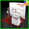 4X3m Exhibition Pop vers le haut Banner Stand Backdrop Display