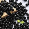 Черные фасоли с зеленым началом стерженя в Китае