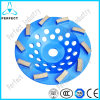 Stone Conctere를 위한 다이아몬드 Cup Grinding Wheel