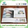 Libro de papel de la impresión en offset (para el alimento)