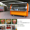 Sale (ZC-VL01)를 위한 기계 Manufacturer Pizza Vending Food 밴 /Cart