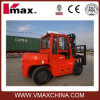 7ton Diesel Counterbalanced Forklift Truck