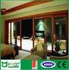 Шанхай Aluminum Horizontal Sliding Glass Door с французским Standard