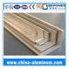 2016 moinho Finish ou Anodized Aluminium Angle Profiles Angle Aluminium