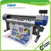 Imprimante approuvée de vinyle de PVC de tonnerre de qualité d'OIN de la CE Wer-Es1801