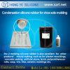 Shoe MoldのためのシリコーンRubber Molding