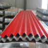 Prepainted лист крыши Gi Corrugated