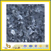 Polished naturale Blue Pearl Granite Tile per Wall/Flooring (YQC)