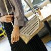 La manera de cuero del remache diseña nuevamente el bolso de hombro de las señoras (XD151078)