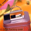 USB deslizante creativo dado boas-vindas Thumbdrive da bolsa (YT-6276L)