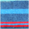 Pile corto Stripe Velvet Fabric para Upholstery