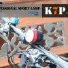 K7p-E CREE XML-T6 8400lumen Destaque luz LED de bicicletas