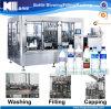 Машинное оборудование завалки бутылки чисто воды пластичные/завод