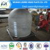 Protezioni di estremità servite cape del acciaio al carbonio di emisfero