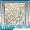 旧式なミラーの銀ミラーの白いガラス- A013パタングラス