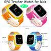 Kind-Verfolger-Uhr mit GPS+Lbs verdoppeln Position (Y7)