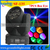 LED Stage 7X10W White Bee Eye Beam Light