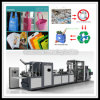 Automatic cheio Non Woven com Rope Shoes Bag Making Machine