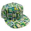 Casquette de baseball florale avec le chapeau Sb1574 de Snapback