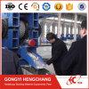 Maquinaria quente da ladrilhagem do pó do cobre da alimentação forçada da venda