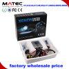 Soem-Hersteller VERSTECKTES mini dünnes Vorschaltgerät Bi-Xenon blau/Gelb/Grün/purpurrotes/rosafarbenes 3000k~30000k