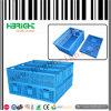 ロジスティクスのためのスタック可能およびFoldableプラスチック木枠