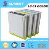 Cumbre Color Ink Cartridge Compatible para Bro LC 51