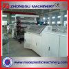 Alto Efficenfy trabaja a máquina las hojas de PP/PE que hacen la máquina