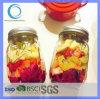 Vaso di muratore/vaso di vetro di Preseving/contenitore di vetro/vaso di vetro dell'ostruzione/vaso dell'alimento/vaso della spezia/bottiglia di vetro
