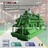 O jogo de gerador do biogás de Cummins 300kw da eficiência elevada adota a biomassa, metano, gás de pântano, LPG