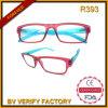 Farbige Brille-Rahmen-Plastikanzeigen-Glas-preiswerte Waren von China