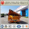 Utility Side Lifting Self Dump Flatbed Semi Truck Trailer