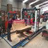 El encadenamiento de madera de la serrería portable vio que el gran escala consideró la máquina