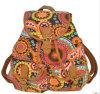 De kleurrijke Afgedrukte Schooltassen van de Rugzak van het Canvas