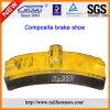 Железная дорога Composite Brake Block для Train и Wagon
