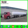 caminhão do depósito de gasolina 42000L (cabeça do caminhão com reboque do tanque)
