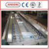 PVC Door & Window Profil usine d'extrusion / plastique profil ligne d'extrusion