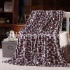 極度のSoft 100%Polyester Printed Flannel Fleece Blanket