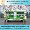 De mobiele Kar van het Voedsel van de Aanhangwagen van het Voedsel voor het Verkopen van Fruit en Groente