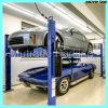 Подъема стоянкы автомобилей 4 столбов подъем напольного гидровлический