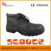 Sapatas de segurança executivas com o dedo do pé de aço no Chile Snb103