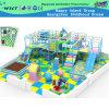 Equipamento impertinente do castelo do campo de jogos interno das crianças (H14-0801)